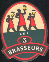 Pivní tácek les-3-brasseurs-2