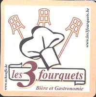 Beer coaster les-3-fourquets-1