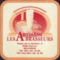 Pivní tácek les-artisans-brasseurs-2-small