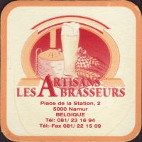 Beer coaster les-artisans-brasseurs-2-small