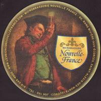 Beer coaster les-bieres-de-la-nouvelle-france-1-small