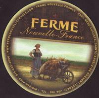 Pivní tácek les-bieres-de-la-nouvelle-france-1-zadek-small