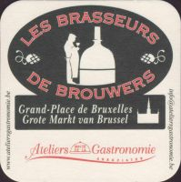 Beer coaster les-brasseurs-de-la-grand-place-1-small