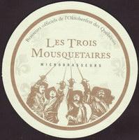Pivní tácek les-trois-mousquetaires-2-small