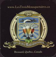 Pivní tácek les-trois-mousquetaires-5-small