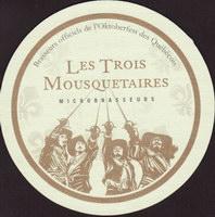 Pivní tácek les-trois-mousquetaires-6-small