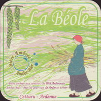 Beer coaster les-trois-mousquetaires-7-small