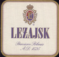Beer coaster lezajsk-4-oboje