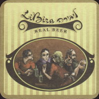 Beer coaster libira-2-small