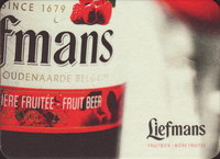 Beer coaster liefmans-10-small