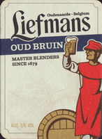 Beer coaster liefmans-15-small