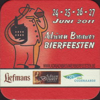 Beer coaster liefmans-16-small