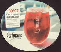 Beer coaster liefmans-18-zadek-small