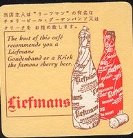 Beer coaster liefmans-2
