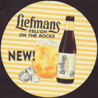 Beer coaster liefmans-23-small