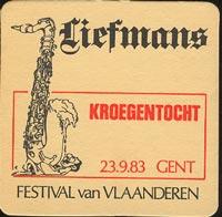 Pivní tácek liefmans-3
