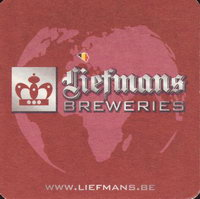 Beer coaster liefmans-7-small