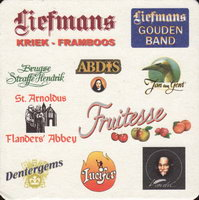Beer coaster liefmans-7-zadek-small