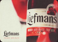 Beer coaster liefmans-9-small