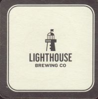 Beer coaster lighthouse-brewing-1
