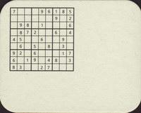 Pivní tácek lindemans-13-zadek-small