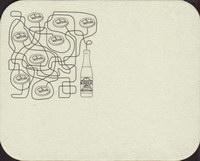 Pivní tácek lindemans-18-zadek-small