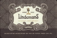 Beer coaster lindemans-19-small