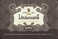 Pivní tácek lindemans-19-small