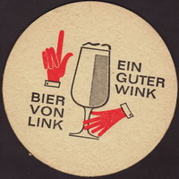 Beer coaster link-brau-1-zadek-small