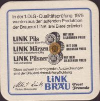 Beer coaster link-brau-12-small