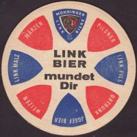 Beer coaster link-brau-14-zadek-small