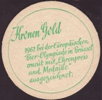 Beer coaster link-brau-15-zadek-small