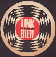 Beer coaster link-brau-3-zadek-small