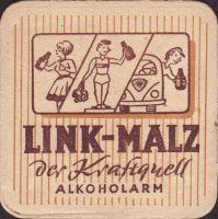 Beer coaster link-brau-5-zadek-small