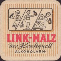 Beer coaster link-brau-6-zadek-small