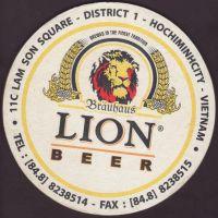 Pivní tácek lion-brauhaus-1-small