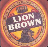 Pivní tácek lion-breweries-nz-4