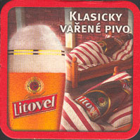 Pivní tácek litovel-10