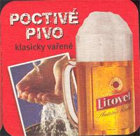 Pivní tácek litovel-14