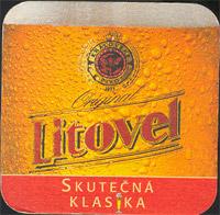 Pivní tácek litovel-15
