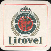Pivní tácek litovel-16