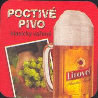 Pivní tácek litovel-19