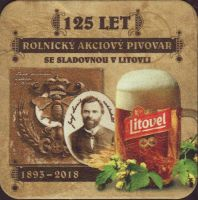Pivní tácek litovel-96-small