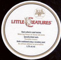 Beer coaster little-creatures-1-zadek