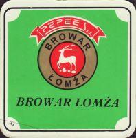 Beer coaster lomza-14-zadek-small