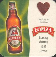 Beer coaster lomza-2-zadek