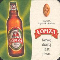 Beer coaster lomza-3-zadek