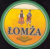 Beer coaster lomza-5