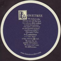 Beer coaster lone-tree-2-zadek-small