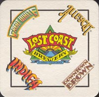 Beer coaster lost-coast-1
